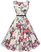 Classy Wiggle Dresses 50's Vintage Style Sleeveless Size 2XL F-21