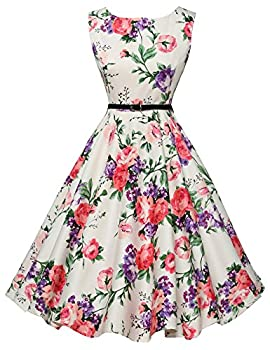 Classy Wiggle Dresses 50 s Vintage Style Sleeveless Size 2XL F-21