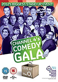Channel 4's Comedy Gala 2012 - Live At The O2