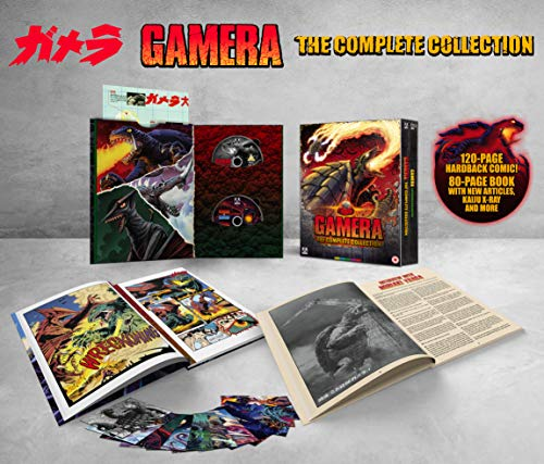 Picture of Gamera: The Complete Collection Limited Edition