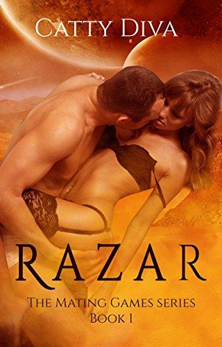 Razar: An Alien Shape Shifter Romance (The Mating Games series Book 1) (English Edition)