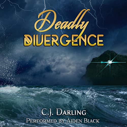 Deadly Divergence audiobook cover art