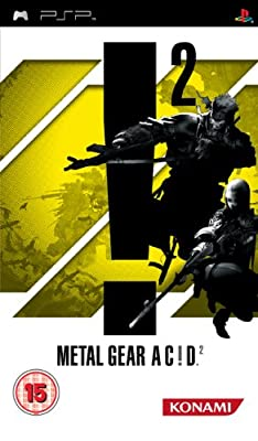 Metal Gear Acid 2 (PSP)