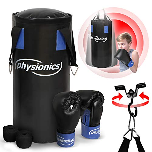 Physionics® Kinder Boxsack-Set - mit...