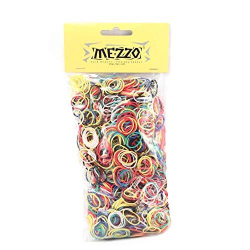 elastiques bracelet mini multi color sachet