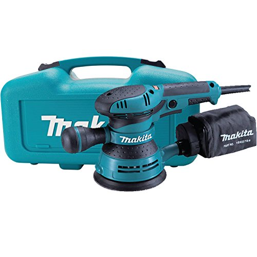 Makita 5-Inch Random Orbit Sander Kit