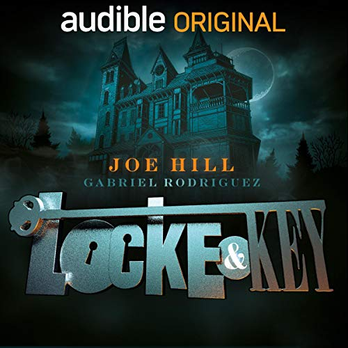 Locke & Key     Die komplette Serie              By:                                                                                                                                 Joe Hill,                                                                                        Gabriel Rodriguez                               Narrated by:                                                                                                                                 Max Mauff,                                                                                        Vera Teltz,                                                                                        Oliver Wnuk,                   and others                 Length: 14 hrs and 55 mins     1 rating     Overall 5.0