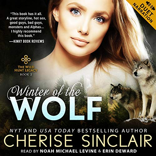 Winter of the Wolf audiobook cover art