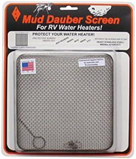 JCJ W-600 Mud Dauber Screen for RV Water Heater
