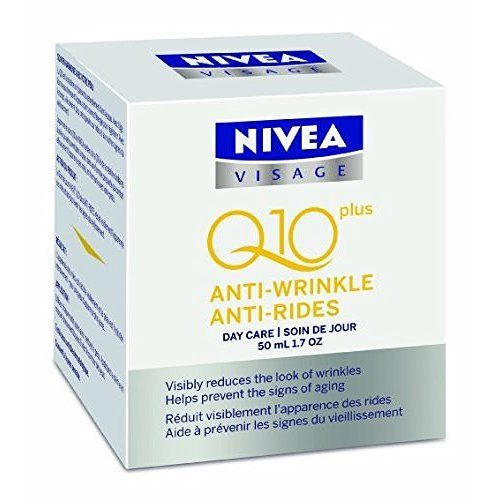 Nivea Visage Anti Ageing Q10 Plus Day Cream SPF 15 (50 Ml.)1.7 OZ