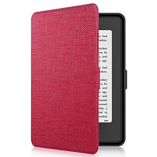 PREUP Funda Kindle Paperwhite - compatible con de Kindle Paperwhite 1/2/ 3 (Apta 2012, 2013, 2015 y 2016 Versiones,No es compatible para All-new Paperwhite 10th generation 2018)