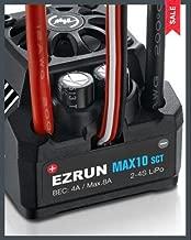 Hobbywing 30102601 EzRun Max10 SCT Sensorless Brushless ESC for 1/10 SCT