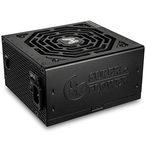 SuperFlower Leadex III PC-Netzteil - 80 Plus Gold Effizienz - 135-mm-Lüfter - Modular - 850 Watt