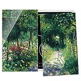 Bilderwelten Cubre encimeras para Cocina Auguste Renoir - Women In The Garden, 60x52 cm