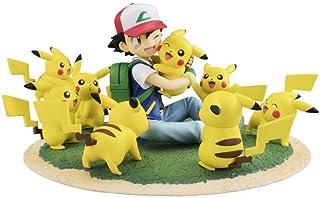 Pokemon Ash Ketchum & Pikachu Complete Figure
