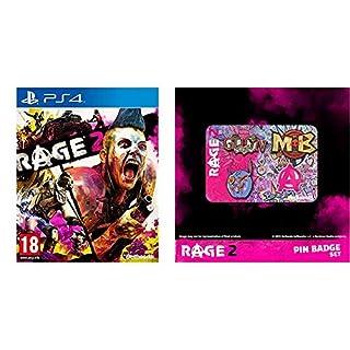 Rage 2 + Login pin badges for PlayStation 4 (B07P8V6JBL) | Amazon price tracker / tracking, Amazon price history charts, Amazon price watches, Amazon price drop alerts