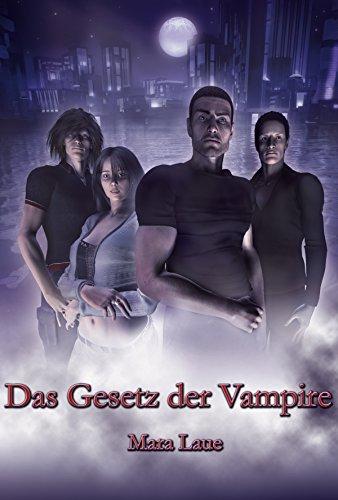 Das Gesetz der Vampire (Ashton Ryder 1)