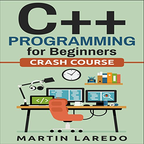 C++ Programming for Beginners audiobook cover art