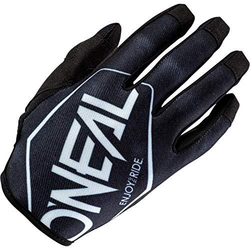 O'NEAL | Fahrrad- & Motocross-Handschuhe | MX MTB DH FR Downhill Freeride | Langlebige, Flexible Materialien, belüftete Nanofront-Handpartie | Mayhem Glove | Erwachsene | Schwarz Weiß | Größe XL