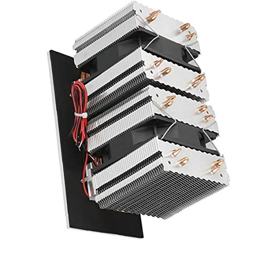 Termoeléctrico Peltier refrigerador de refrigeración del semiconductor de refrigeración suministros industriales del sistema Peltier Sistema Electrónico del disipador de calor más frío