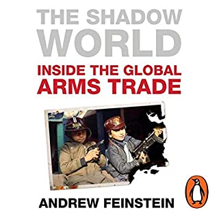The Shadow World cover art