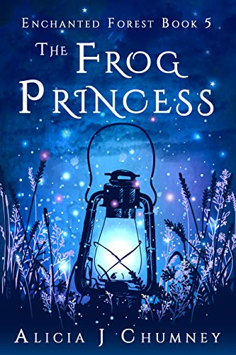 Book Cover for The Frog Princess