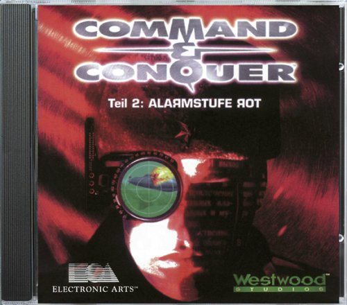 Command & Conquer - Teil 2: Alarmstufe Rot [Software Pyramide] CD-Hülle