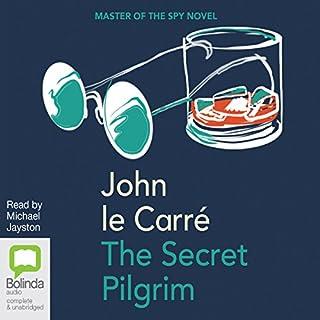 Couverture de The Secret Pilgrim
