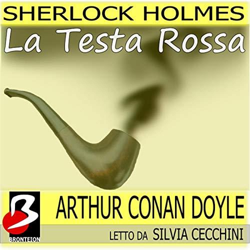 Sherlock Holmes - La Testa Rossa copertina