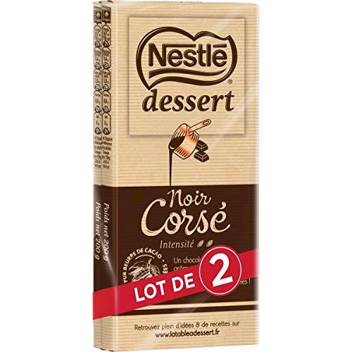 chocolat dessert lidl