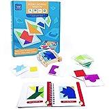 Juguetes Montessori Puzzles Infantiles Juegos de Mesa Creativo Rompecabezas de Color y Forma Juguetes Bebé Lógica Intelectual Juegos Educativos Regalos para Niños Niñas 3 4 5 6 Años