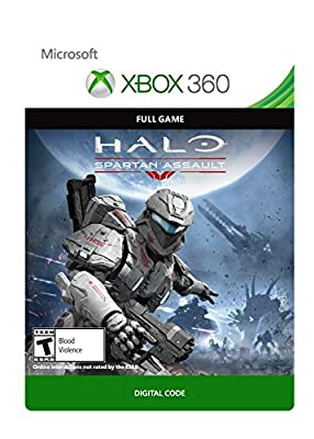 Halo: Spartan Assault - Xbox 360 Digital Code from