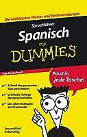 Sprachfuehrer Spanisch fuer Dummies Das Pocketbuch