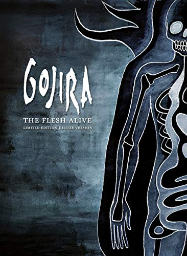 Gojira - The Flesh Alive (Limited Deluxe Edition) (2 Dvd+Cd)