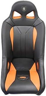 Pro Armor 08-14 Polaris RANRZR800 G2 Seat (Black/Orange)