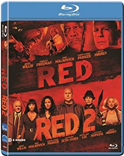 Pack Red 1 + 2 (Bd) [Blu-ray]