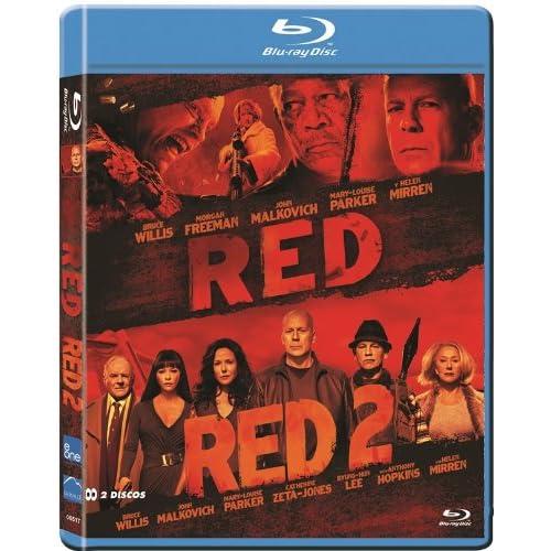 Pack Red 1 + 2 (Bd) [Blu-ray] a buen precio