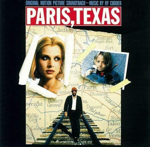 パリ、テキサス(オリジナル・サウンドトラック)(紙ジャケット)