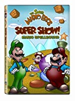 Super Mario Bros: Mario Spellbound [DVD] [Import]