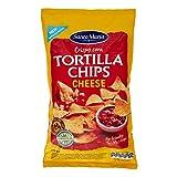 Eurofood Tortilla Chips con Formaggio - 185 gr...