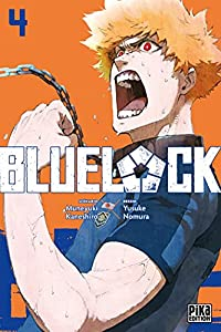 Blue Lock Edition simple Tome 4