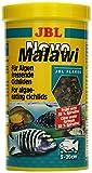 *JBL NovoMalawi Alleinfutter für algenfressende Buntbarsche, Flocken 1 l, 30011