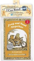 Frog and Toad Together Book and CD (I Can Read Level 2)
