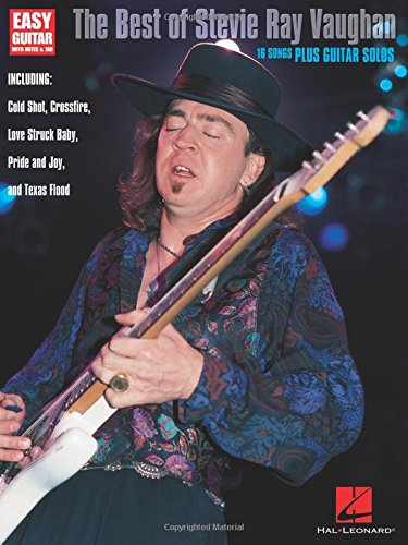 The Best of Stevie Ray Vaughan (Easy Guitar with Notes & Tab)