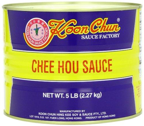 Koon Chun Sauce, Chee Hou, 5 Pound