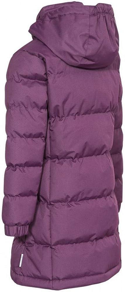 定価の67%OFF Trespass Tiffy Girls Padded Casual C Jacket Quilted 現品 School Puffa