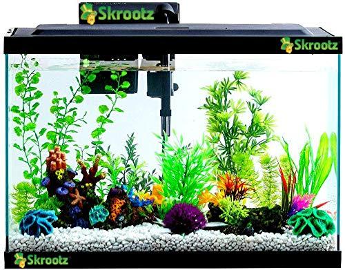 Skrootz Aquarium Starter Kit 29 Gallon