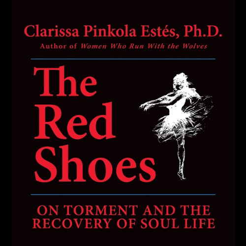 The Red Shoes audiobook cover art