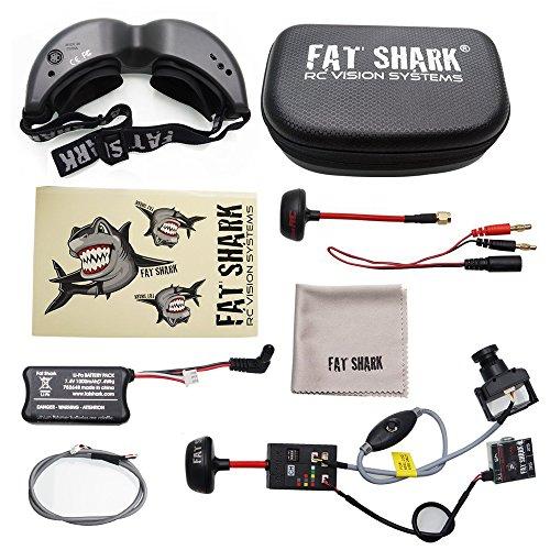 2018 New Version! Fat Shark Teleporter V5 FPV...