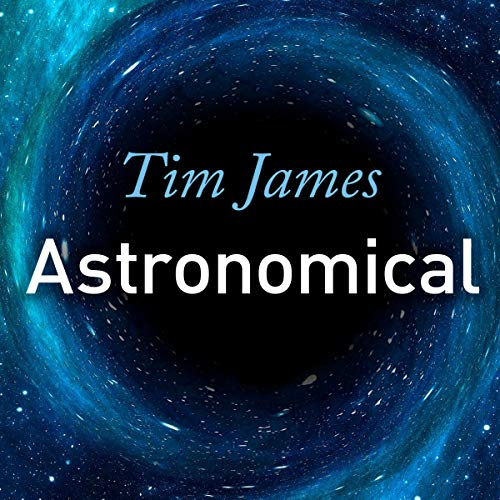 Astronomical cover art